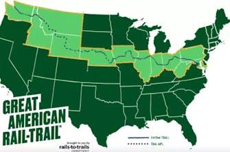 ΗΠΑ: Ετοιμάζεται μονοπάτι άθλησης που θα περνά από 12 πολιτείες!