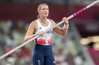 Η Holly Bradshaw σπάει το κατεστημένο των λεπτών αθλητριών και περνά τα μηνύματά της