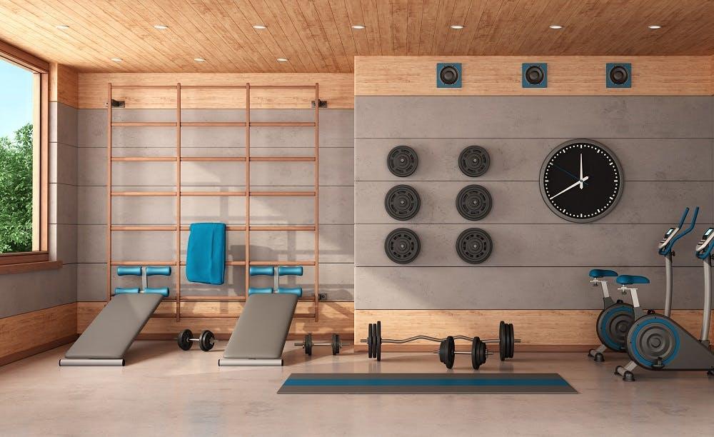 Φτιάξτε ένα γυμναστήριο… στο σπίτι σας!