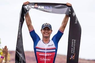 Ironman 70.3: Παγκόσμιος πρωταθλητής ο Gustav Iden!