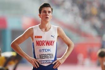 Δεν θα αγωνιστεί στα 5.000 μέτρα ο Ingebrigtsen, πάει για το χρυσό μόνο στα 1.500