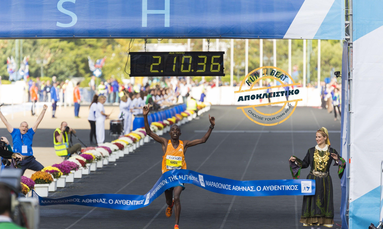 FelixKandie: Συνέντευξη - Αποκάλυψη από τον γρηγορότερο Μαραθωνοδρόμο που έτρεξε ποτέ στην Αθήνα
