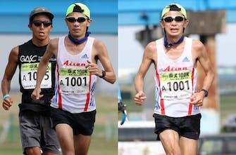 Απίθανη επίδοση στα 100 χιλιόμετρα με 6:31:47 από τον Ιάπωνα Kazami