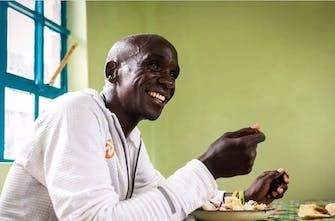 Hδιατροφή των Αφρικανών δρομέων: Λιτή, φυτική και επαναλαμβανόμενη