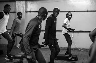 Insight View: Ο Kipchoge «επιστρέφει» στις προπονήσεις μέσω… gym (Pics)