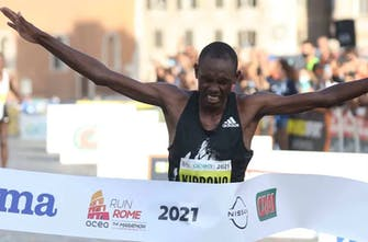 Μαραθώνιος Ρώμης: Μεγάλος νικητής ο Kiprono με χρόνο 2:08:23 (Vid)