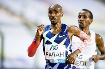 Mo Farah: Εννέα συμβουλές για το τρέξιμο