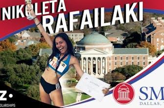 Στο πανεπιστήμιο SMU με πλήρη υποτροφία η Νικολέτα Ραφαϊλάκη