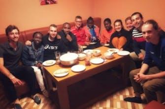 Insight View: Βραδινό χαλάρωμα και πρωινό long run για την ομάδα του Wanders (Vid)