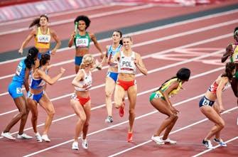 Γεμάτη με εθνικά ρεκόρ η μικτή σκυταλοδρομία στους Ολυμπιακούς Αγώνες