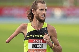 Michael Roeger: Κατέρριψε το παγκόσμιο ρεκόρ στα 5χλμ στην κατηγορία T46