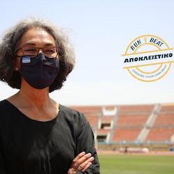 """Συνέντευξη-χείμαρρος της Σ.Σακοράφα: «Δέχθηκα χυδαία και ποινικά κολάσιμη πολεμική αλλά τώρα προέχει το """"όλοι μαζί"""" για τον αθλητισμό» (Α' μέρος)"""