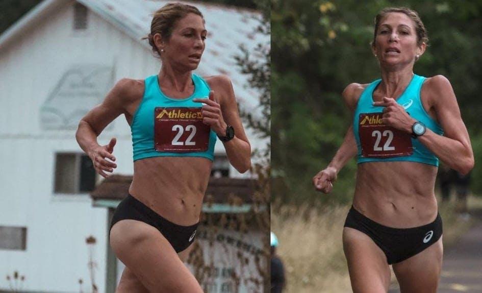 Sara Hall: Εκπληκτική στον ημιμαραθώνιο στο Όρεγκον με 1:08.44 στα 38 της!