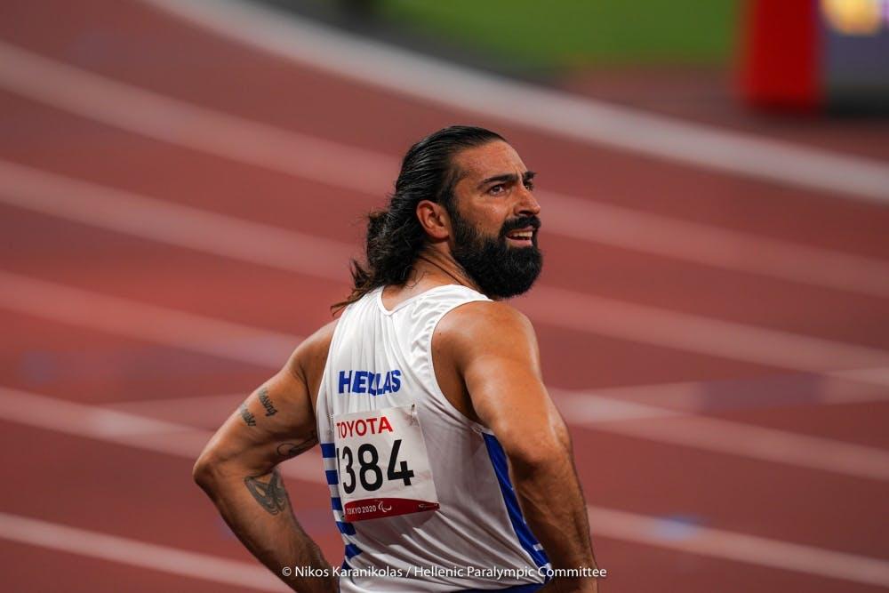 Παραολυμπιακοί Αγώνες: Έκτος στα 200 μέτρα ο Σεΐτης