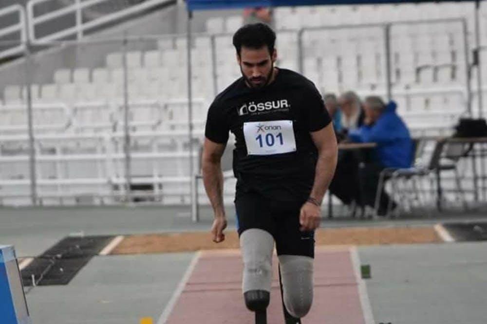 Παραολυμπιακοί Αγώνες: Πέμπτος με Πανελλήνιο ρεκόρ ο Σεβδικαλής - όγδοος με ατομικό ρεκόρ ο Μαλακόπουλος