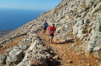 Ένας μοναδικός αγώνας ορεινού τρεξίματος στα βουνά των Σφακίων