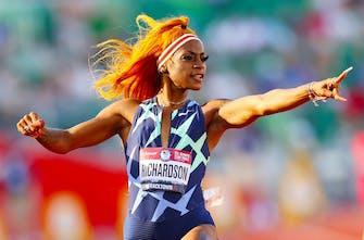 Sha'Carri Richardson: Αντίπαλος και με τις τρεις Ολυμπιονίκες στα 100 μέτρα μετά τον αποκλεισμό της