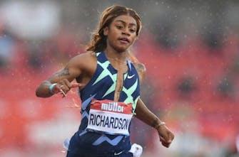 Ζήτησε συγνώμη για το θετικό τεστ μαριχουάνας η Richardson