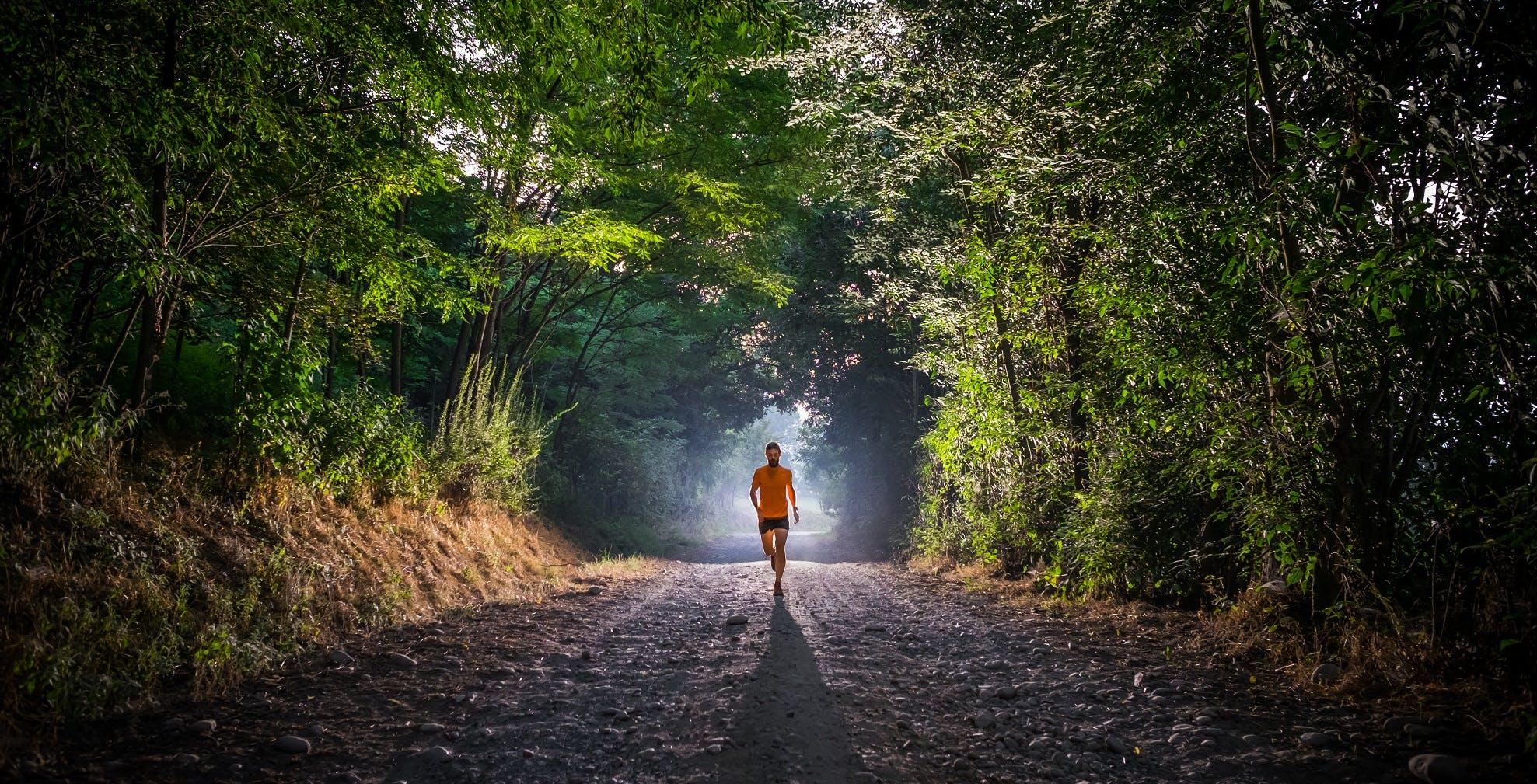 Τρέξιμο είναι κι ο έρωτας, αλλά και το τρέξιμο είναι έρωτας...