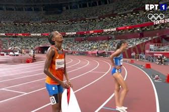 Εντυπωσιακή η Hassan στα 5.000μ., χρυσή ολυμπιονίκης και ένα βήμα πιο κοντά στον... άθλο!
