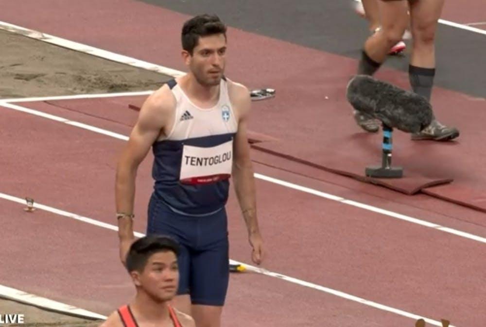 Στον τελικό του μήκους ο Τεντόγλου με άλμα στα 8.22μ. (Vid)