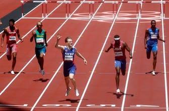 Πώς η πίστα στίβου στο Τόκιο κάνει τους αθλητές να «τρέχουν στον αέρα»