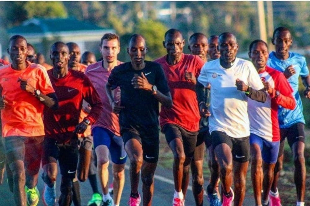 Insight View: «Επιστροφή» Wanders στη Κένυα και 40αρι στο 3:20 avg pace (Vid)