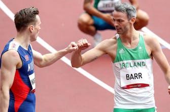400 μέτρα εμπόδια: Εύκολα στα ημιτελικά ο Warholm, «από κοντά» και ο Barr