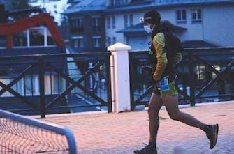 Εντυπωσιακός ο Ζησιμόπουλος κατακτώντας τη δεύτερη θέση στα 100χλμ στη Σιέρρα Νεβάδα (Vid)